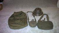 海軍陸戦隊用装具
