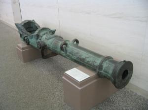 大友家のフランキ砲、
