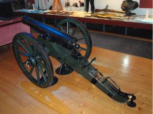 1848製4斤野砲