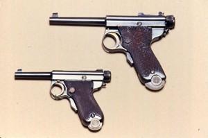 南部式拳銃