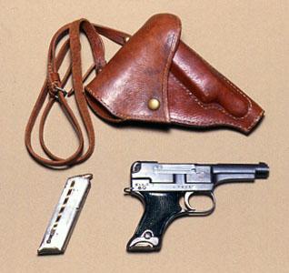 十四年式拳銃