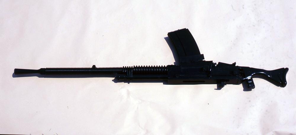 1 、機関銃の種類