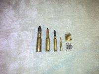 機関銃弾薬