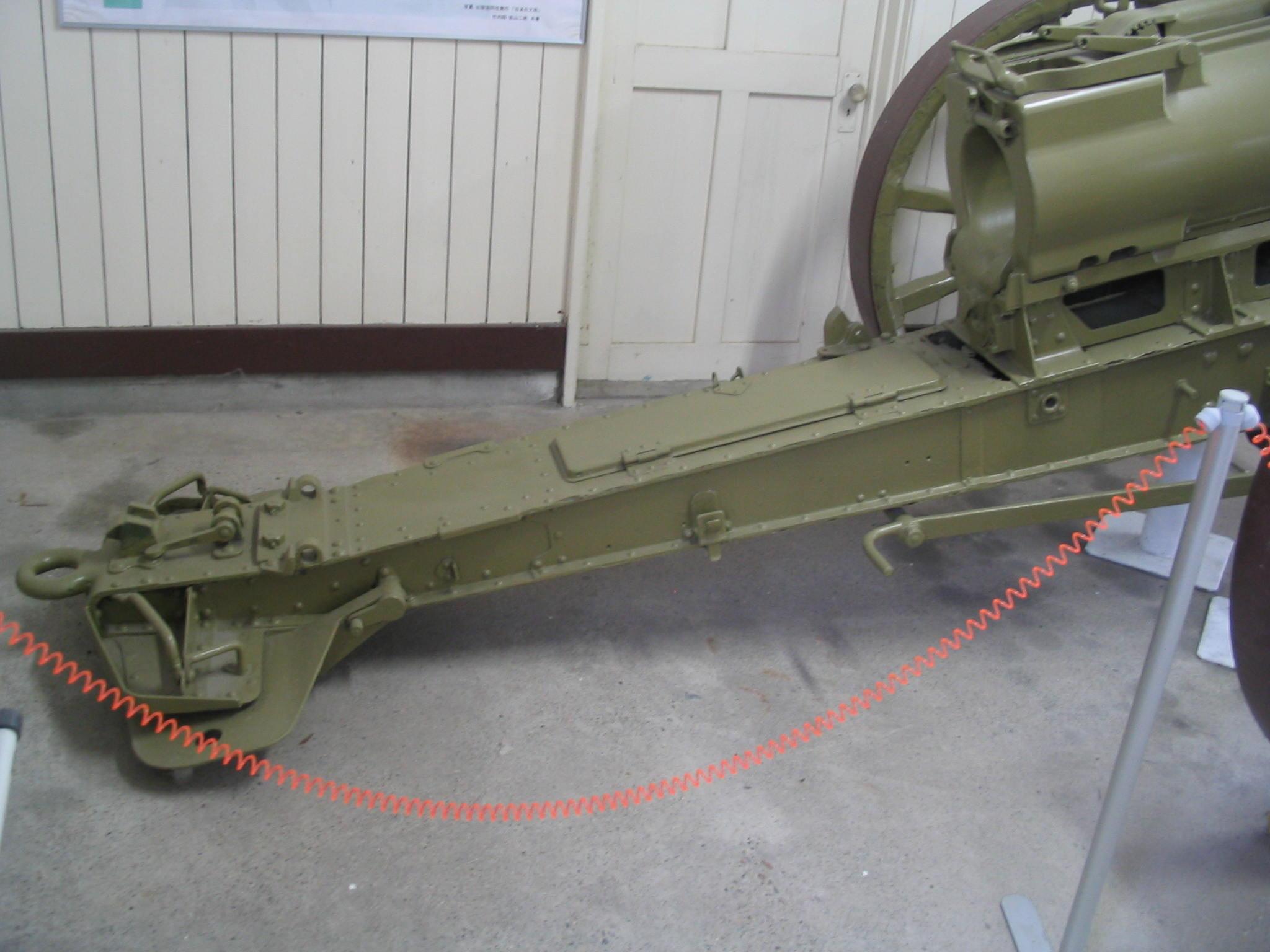 8 、日本帝国の大砲